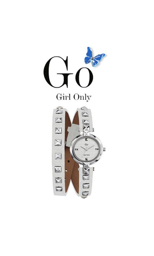 Gagnez la montre cloutée GO Girl Only