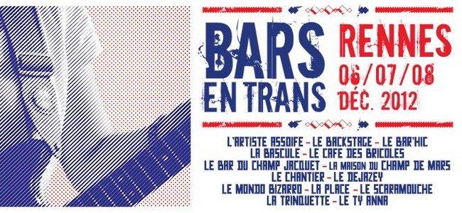 La programmation des Bars en Trans de Rennes dévoilée