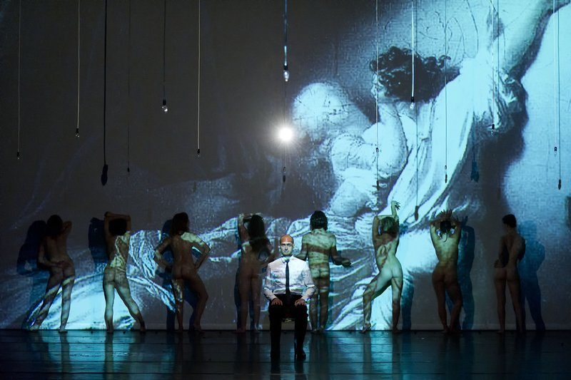 Jan Fabre/Troubleyn : The Power of Theatrical Madness