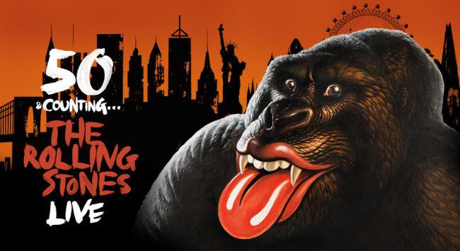 Lady Gaga avec les Rolling Stones pour les 50 ans du groupe