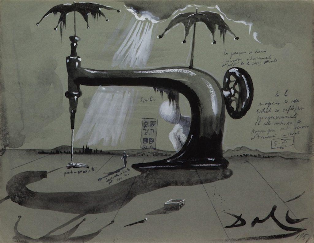 L'étonnant Dali frappe encore : la Galerie Messine lui rend hommage