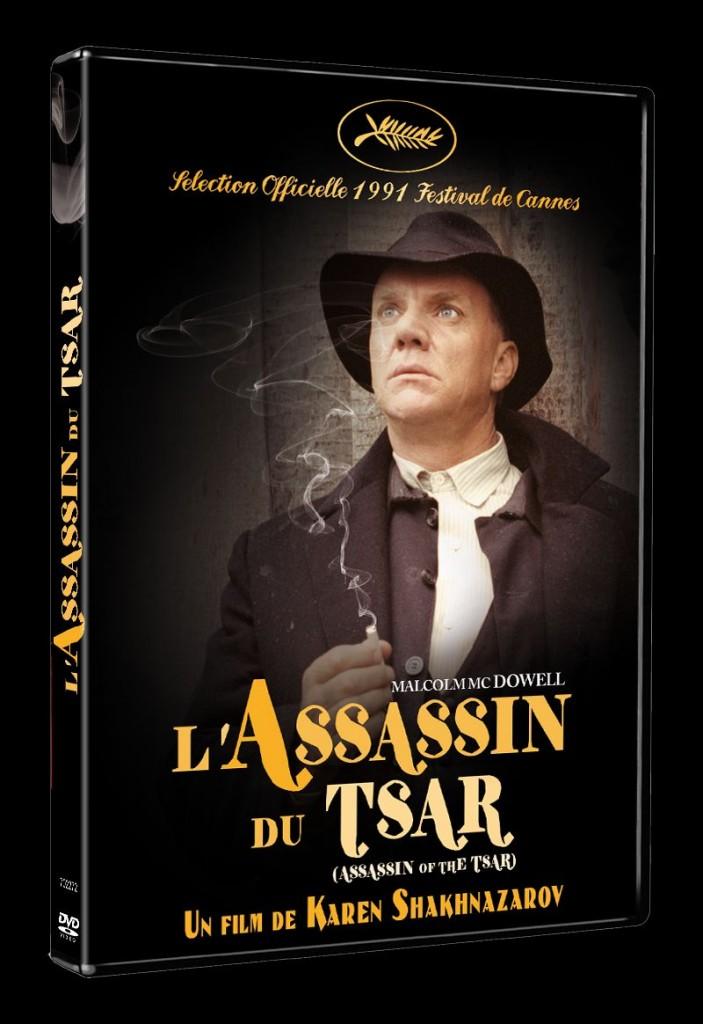 L'Assassin du Tsar avec Malcolm McDowell sort en Dvd