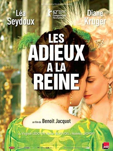 Le Prix Louis Delluc récompense Benoît Jacquot pour ses «Adieux à la Reine»