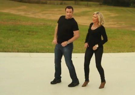 Grease, le retour ou presque, le duo John Travolta etOlivia Newton-John se reforme