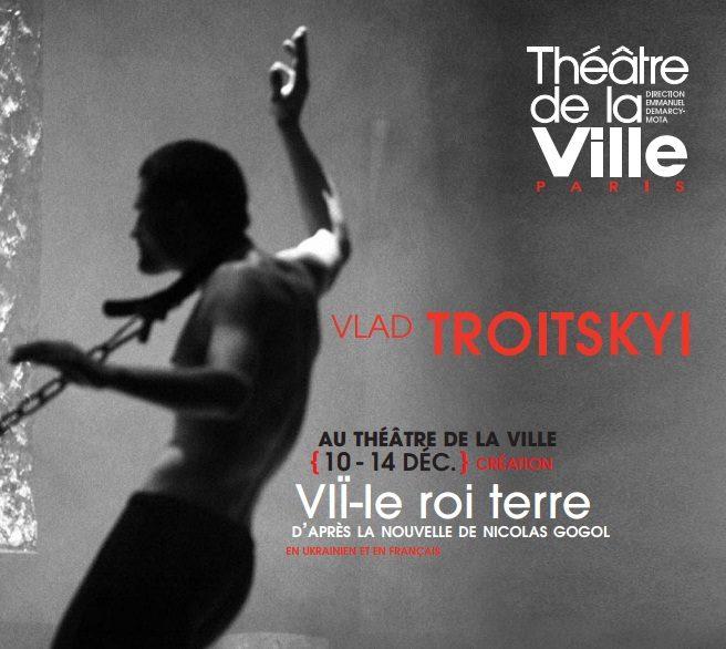 Contes et légendes d'Ukraine au Théâtre de la Ville