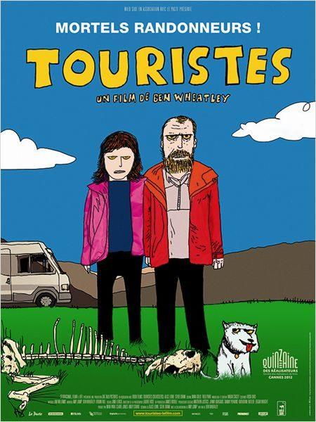 Critique: Touristes, road movie romantique et poétique, à l'humour noir sanglant, pépite du cinéma britannique