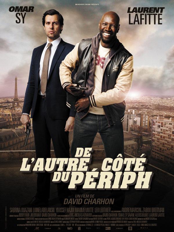 Séance de rattrapage : De l'Autre Côté du Périph, excellente comédie avec Omar Sy. Laurent Lafitte révélation comique de l'année