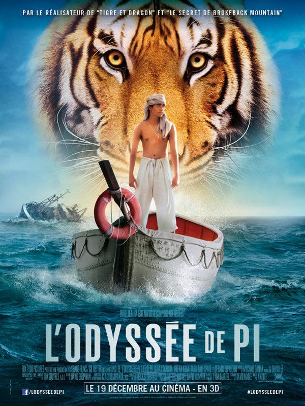 Critique: L'odyssée de Pi, Ang Lee de retour dans un conte de Noël exotique frustrant revisitant le mythe de Robin Crusoé