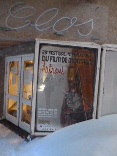 Les primés du festival d'Autrans au Museum d'Histoire naturelle de Paris !