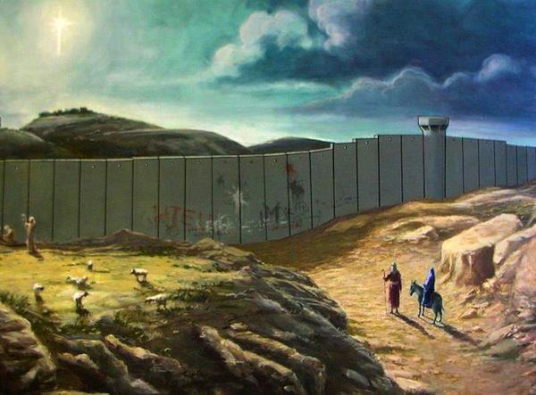 Les bons voeux de Banksy
