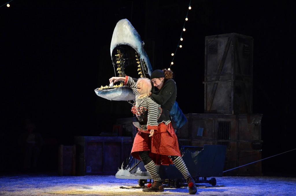 Les Encombrants font leur cirque au Théâtre du Nord
