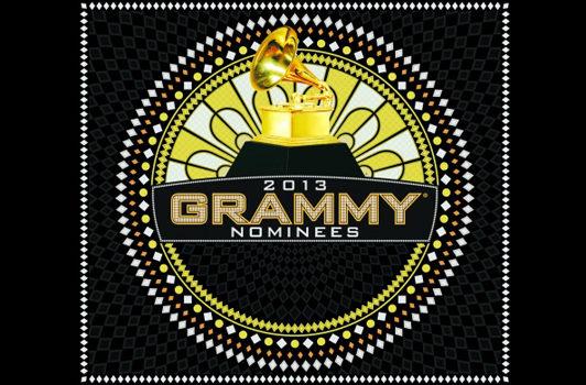 La liste des Grammy Awards 2013 connue