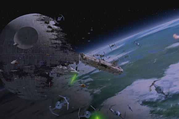 Des citoyens américains lancent une pétition pour construire «l'Etoile de la Mort» de Star Wars