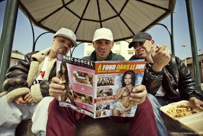 Sortie dvd : les Kaïra de Franck Gastambide en dvd pour Noël