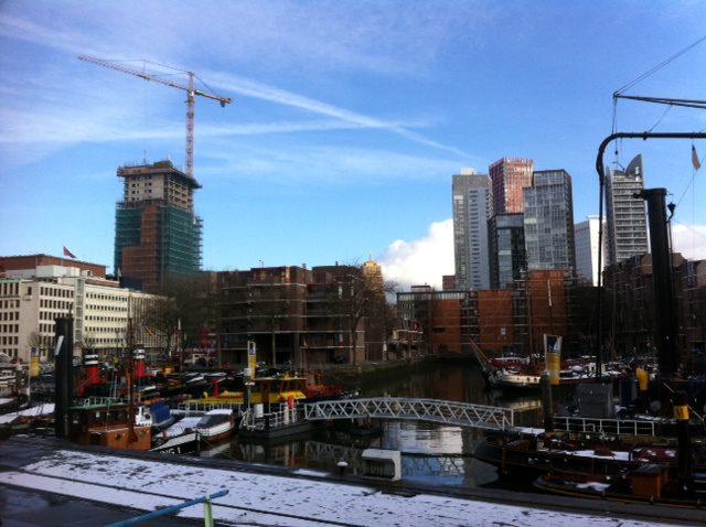 Carnet de Voyage : Décembre culturel dans le port de Rotterdam