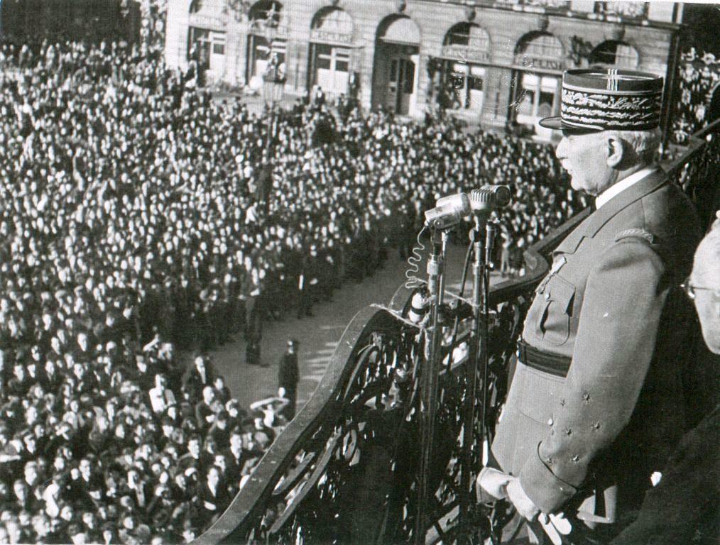 Les souvenirs du maréchal Pétain mis aux enchères