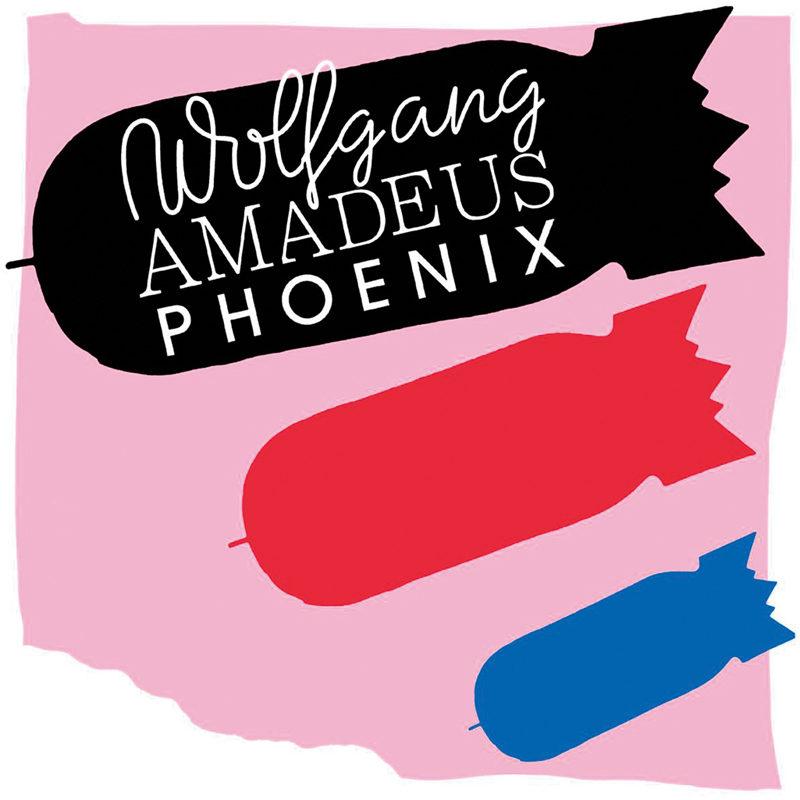 Un nouvel album de Phoenix prévu pour avril 2013