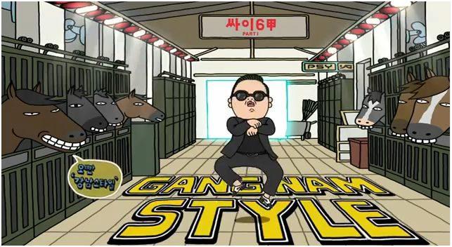 Une vidéo résume en 4 minutes tous les émules de «Gangnam Style»