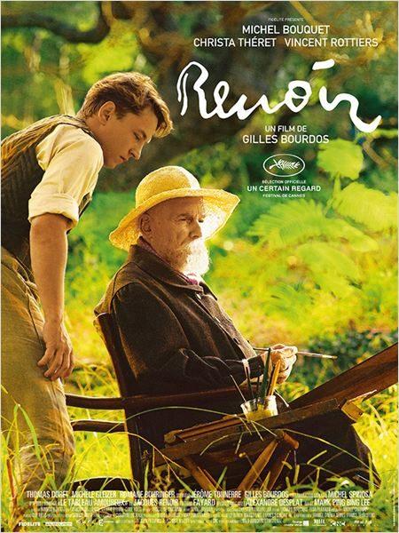 Gagnez 10 X 2 places pour aller voir le film Renoir de Gilles Bourdos (valables dans tous les cinémas)