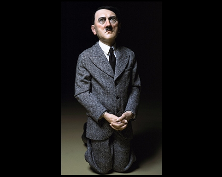 Hitler à Varsovie : une blague de mauvais goût?