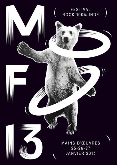 Festival MO'FO, du 25 au 27 janvier à Mains d'Oeuvres