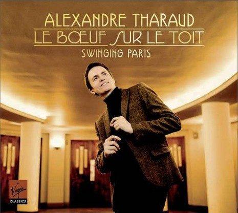 Alexandre Tharaud en showcase à la Fnac Montparnasse le 28 janvier