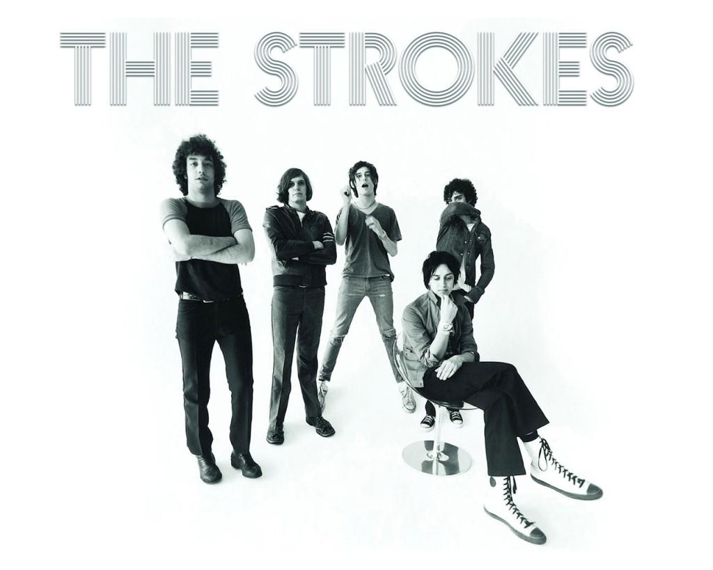 Un nouvel album pour les Strokes