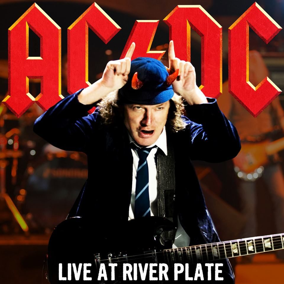 AC /DC : « Live At River Plate »