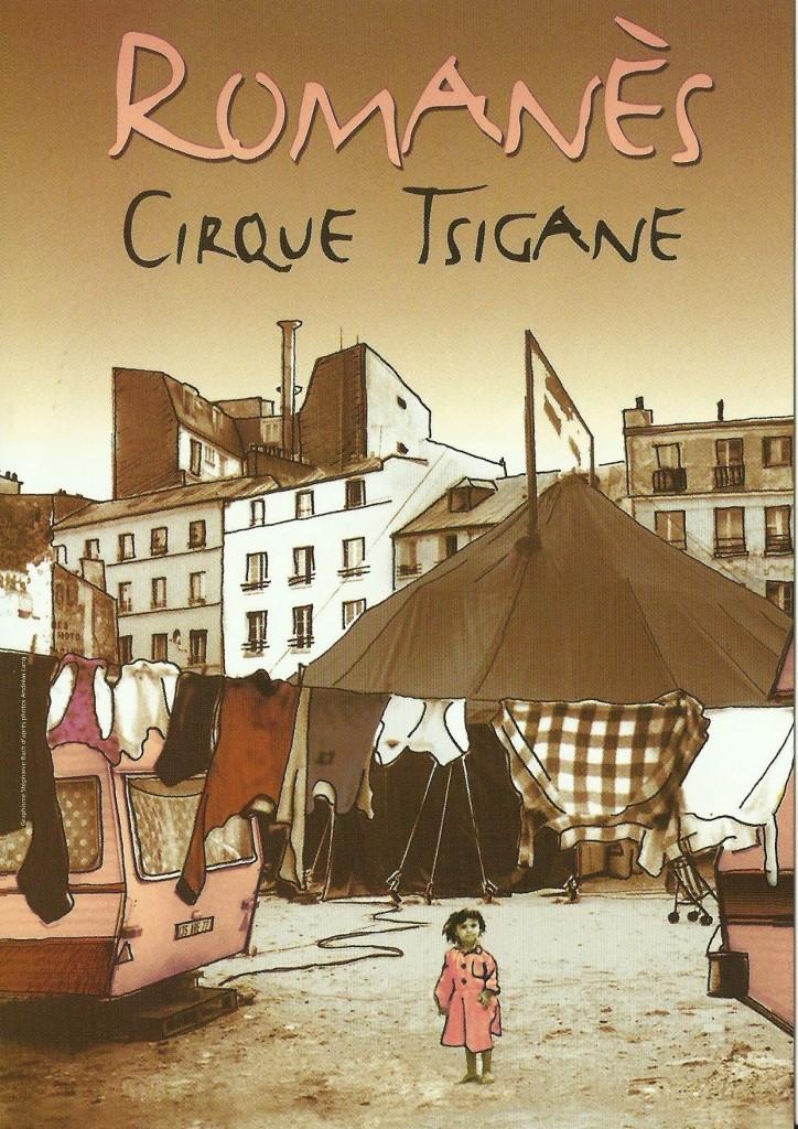 Le grand retour du cirque tsigane Romanès