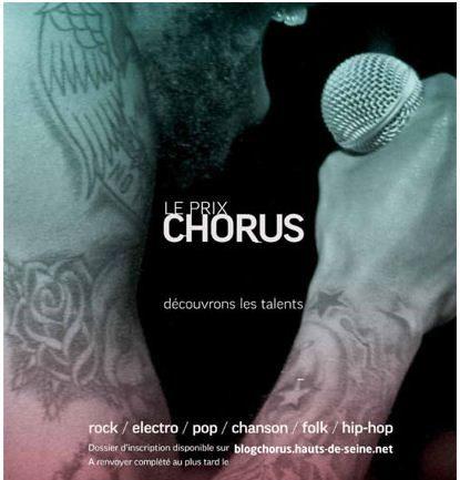 Festival Chorus 2013 : du son au coeur du 92