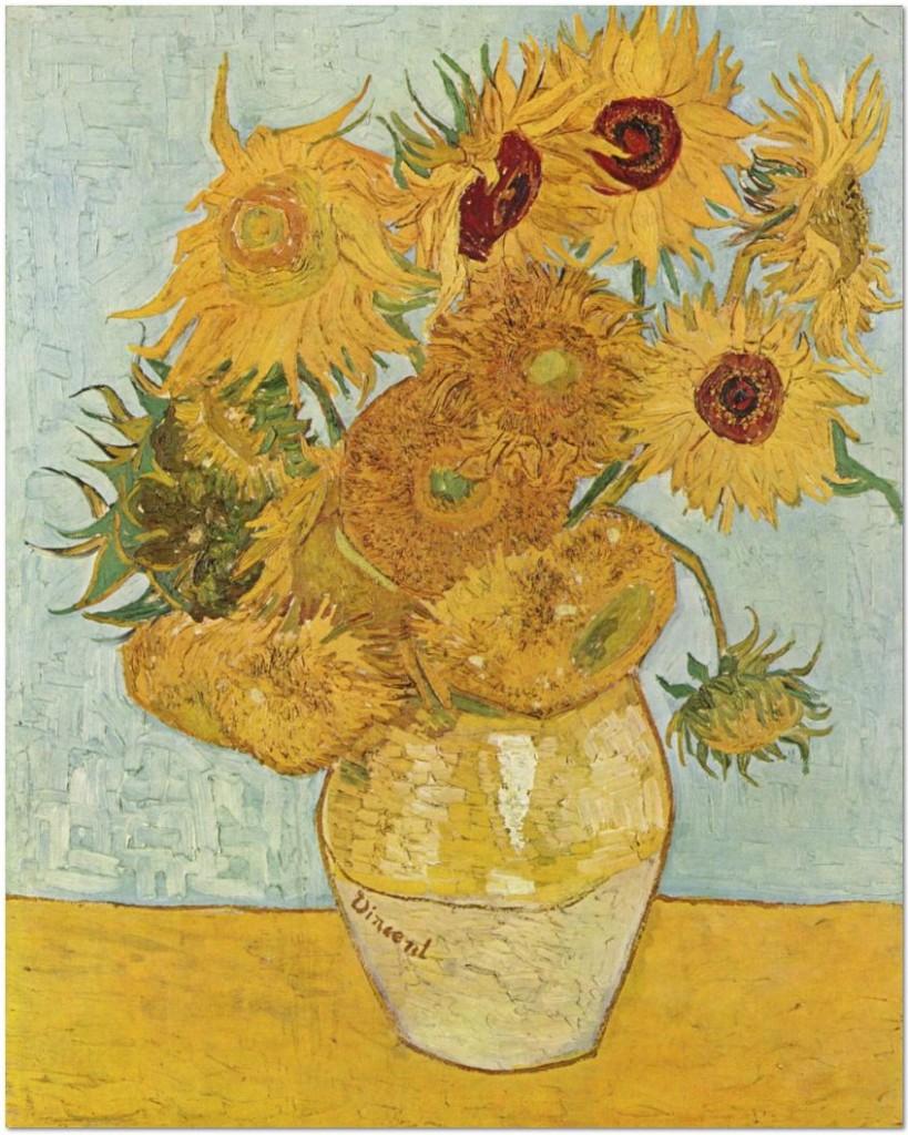 Les toiles de Van Gogh menacées jusque dans les musées