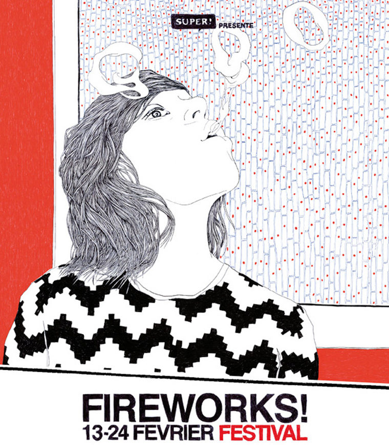 La programmation du Fireworks ! Festival
