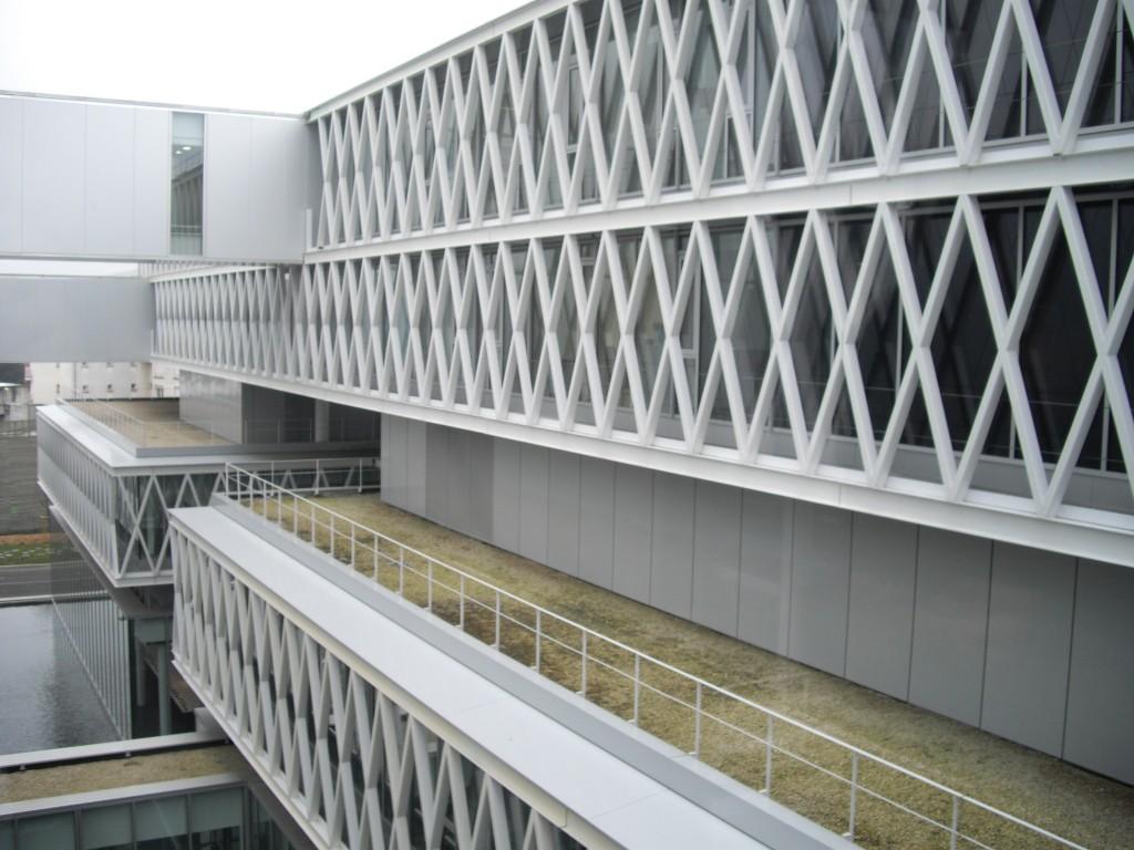 Le nouveau pôle des archives nationales…à Pierrefitte