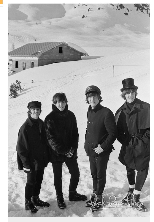 Newly Published  Never Seen Photos of The Beatles – Flavorwire