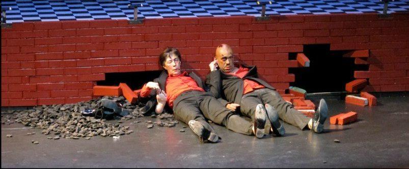 Lost (replay), Gérard Watkins nous perd au Théâtre de la Bastille