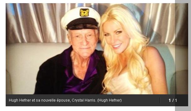 Société   Le patron de Playboy se remarie à 86 ans   BFMTV.com