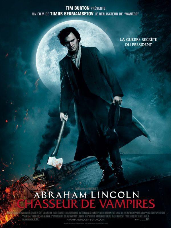 «Abraham Lincoln : Chasseur de vampires» : relecture fictionnelle et divertissante de l'histoire étasunienne