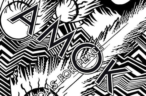 Atoms for Peace, nouveau morceau en écoute