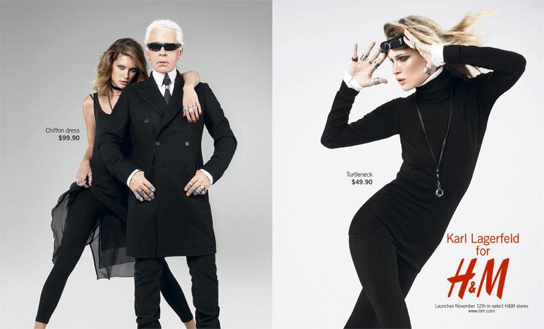 H&M revient pendant la Fashion Week de Prêt à porter de Paris
