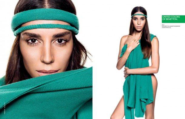 Une nouvelle campagne de pub choc et axée sur la différence pour Benetton printemps-été 2013