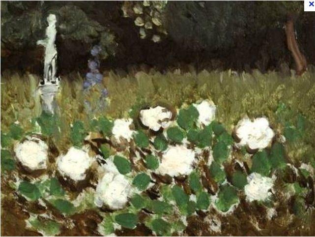 «Le jardin» de Matisse retrouvé