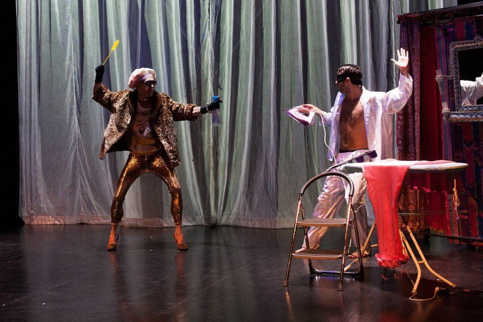 Opening Night et ouverture du festival Faits d'hiver au Théâtre de la Cité Internationale