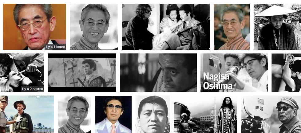 Décès du réalisateur de l'Empire des sens, Nagisa Oshima