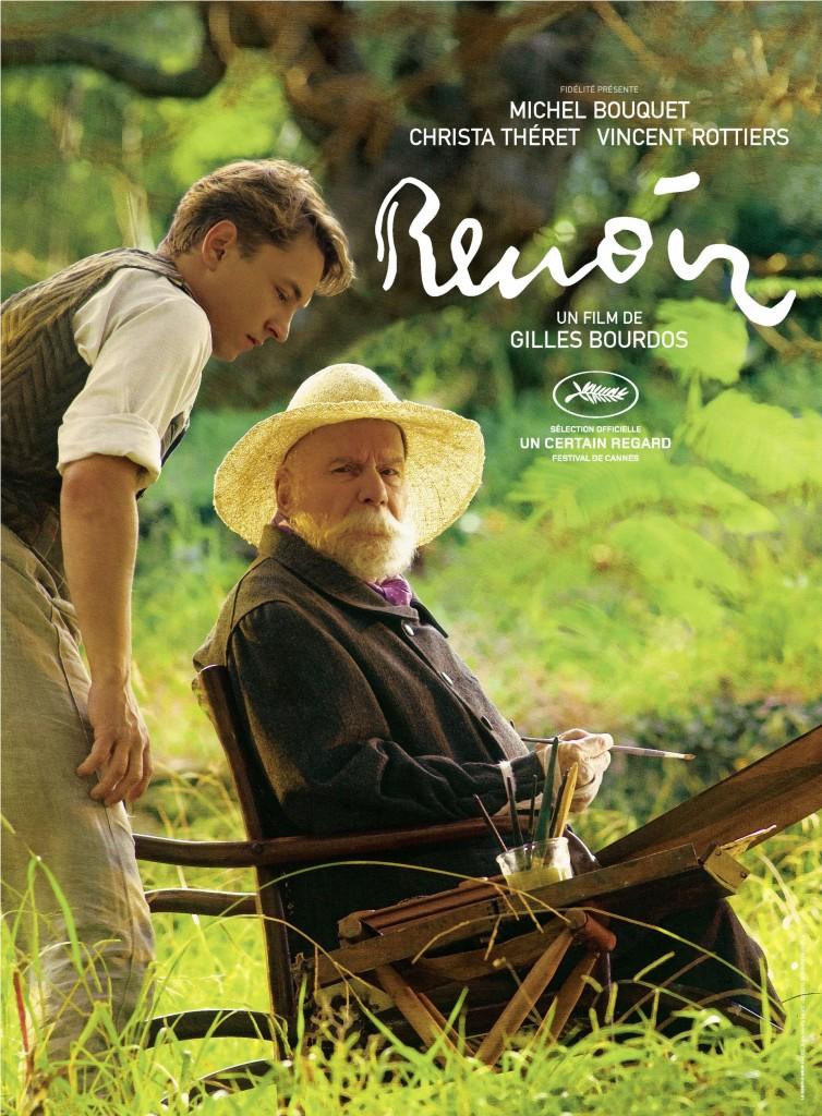 La France fait le pari de la beauté classique en présentant Renoir de Gilles Bourdos aux Oscars 2014