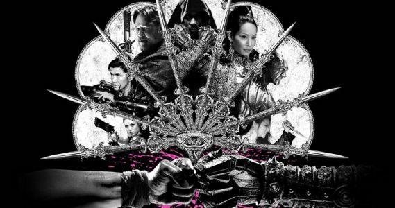 L'homme aux poings de fer : entre la comédie, le kung fu, le film de super héros et le western spaghetti, un mélange des genres qui fonctionne