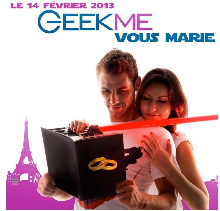 Geekmemore a fait son buzz avec son mariage geek