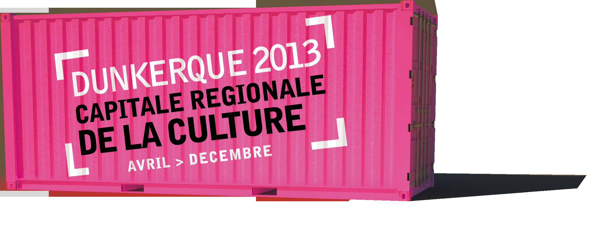 Container rose Dunkerque 2013