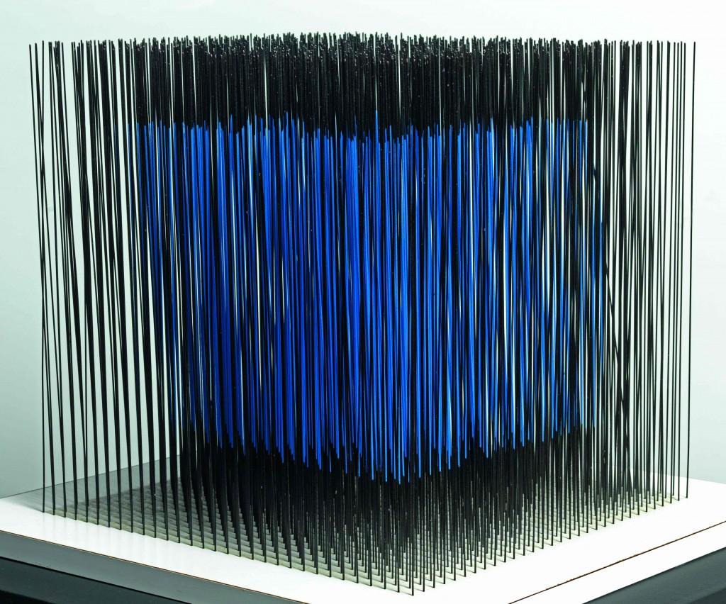 L'art optique de Jesus Rafael Soto : l'infinie quête de la vibration