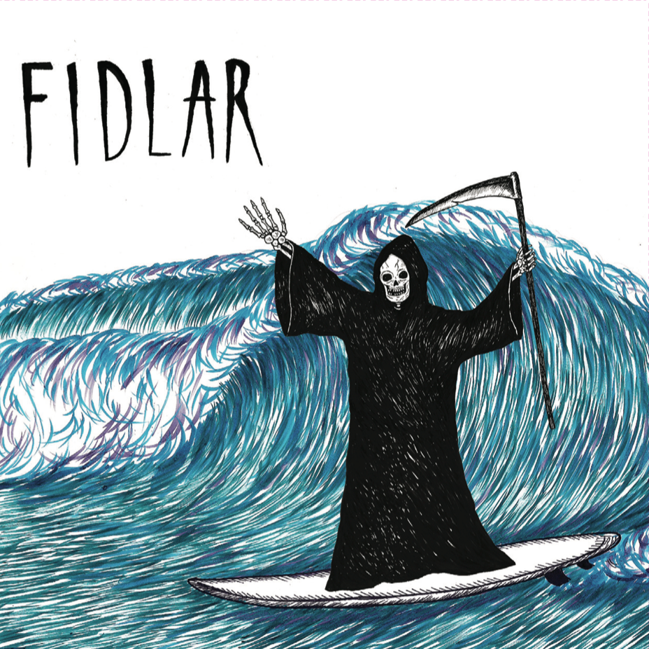 [Live report] Fidlar au Point Éphémère : fabuleux feu d'artifice punk
