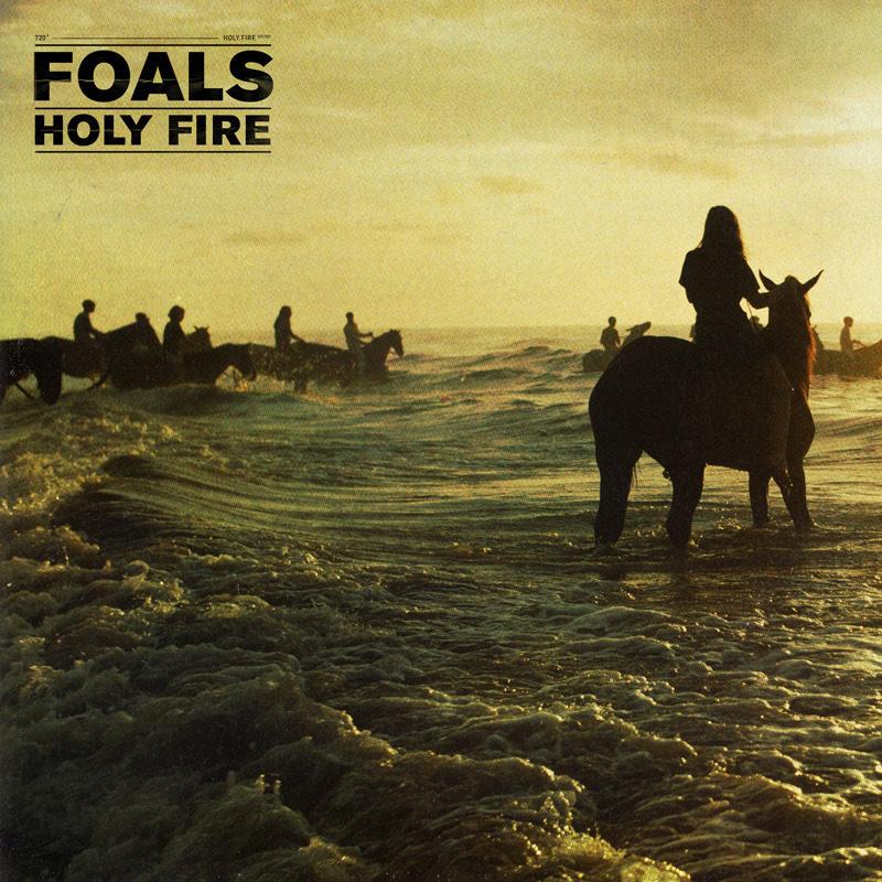 [Chronique] «Holy Fire» des Foals : le retour rock et contrasté des talentueux britanniques